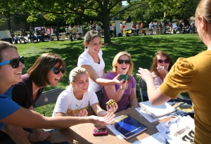 A look back at the annual O-Fest event on the MU Campus.