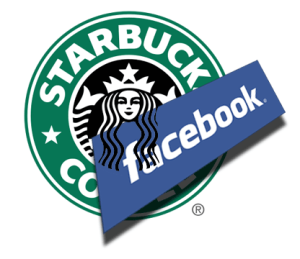 starbucks facebook app