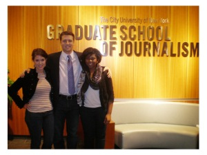 City University of New York's Graduate School of Journalism, Manhattan
