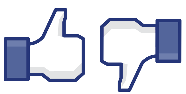 Like it or not facebook s like button causes users to