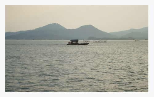 West Lake in Hangzhou, China. Photo by Dr. Bob Shuter